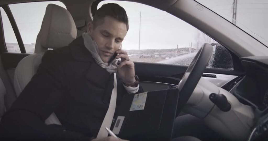 車の自動運転実用化