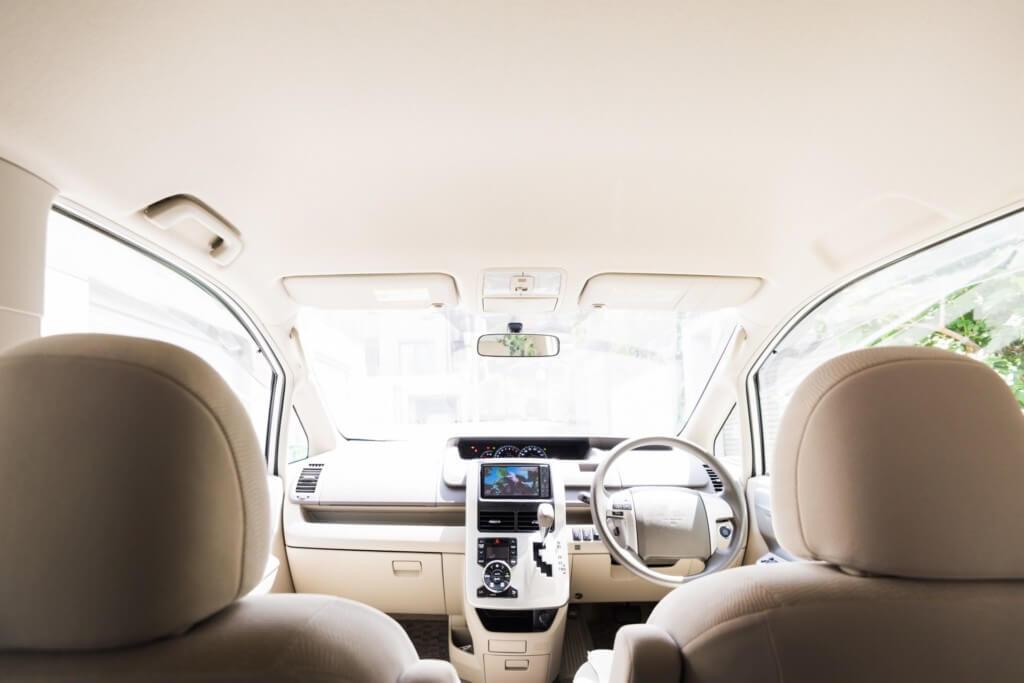 車内スペースが広い
