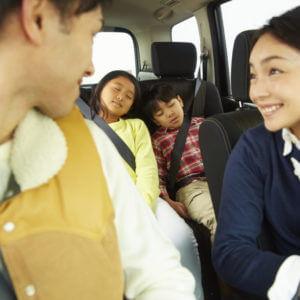 家族構成で考える!3人4人5人家族にオススメのファミリーカー選び