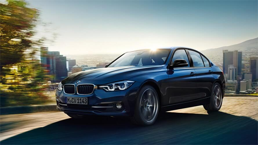 BMW3シリーズセダン