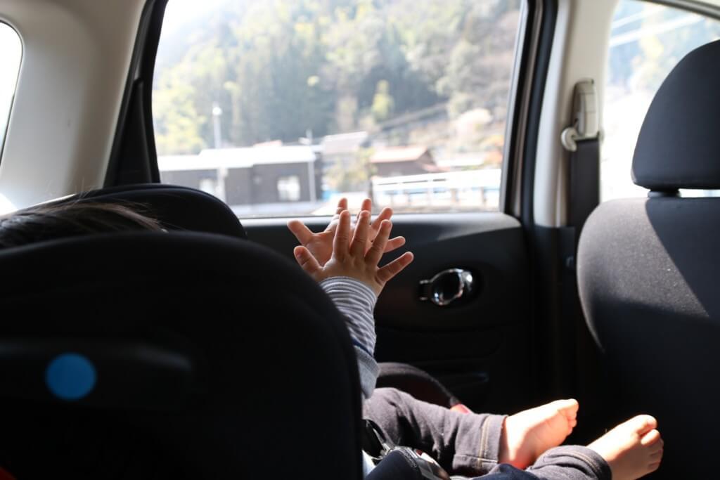 チャイルドシート2台の設置場所/大切なのは安全面と子どもを信じることまとめ