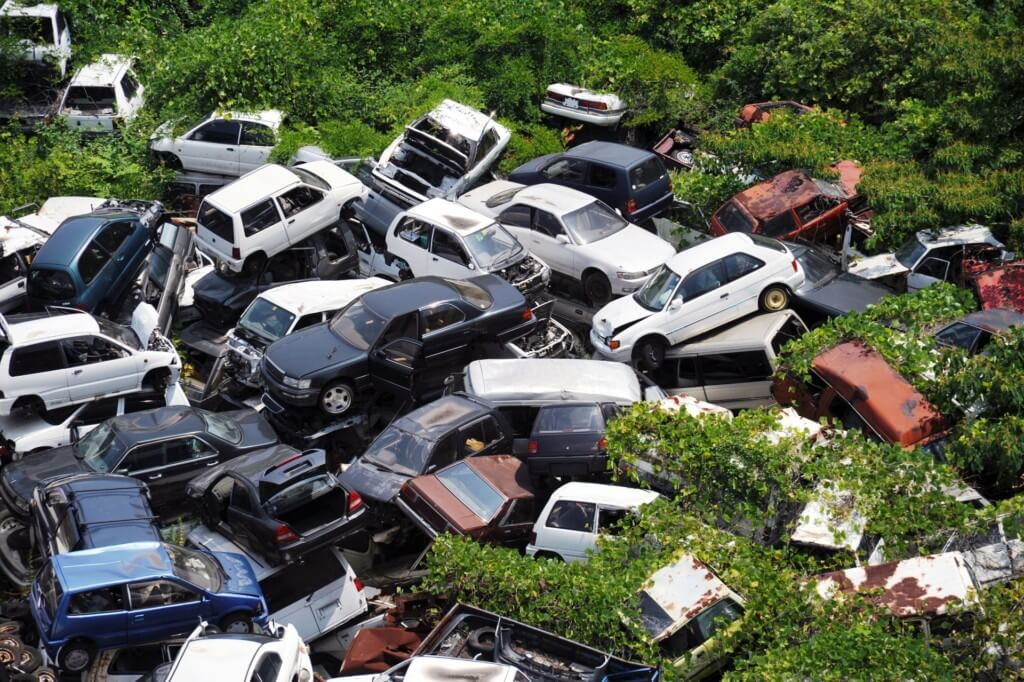 そもそも普通自動車・軽自動車における『廃車』とは?