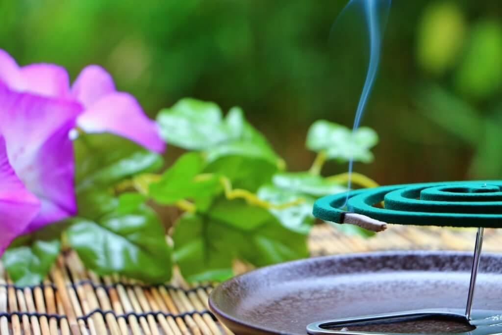 夏の虫対策に便利な「防虫スプレー・車用網戸」