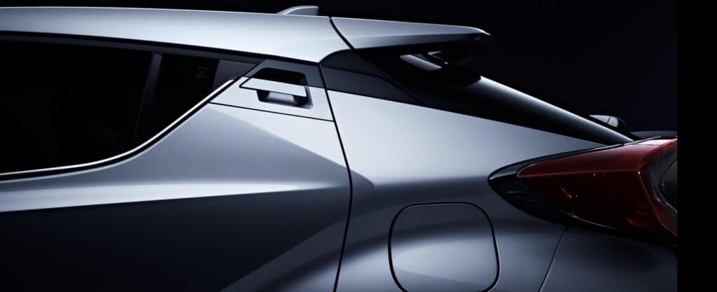 『トヨタ C-HR』中古車価格の相場