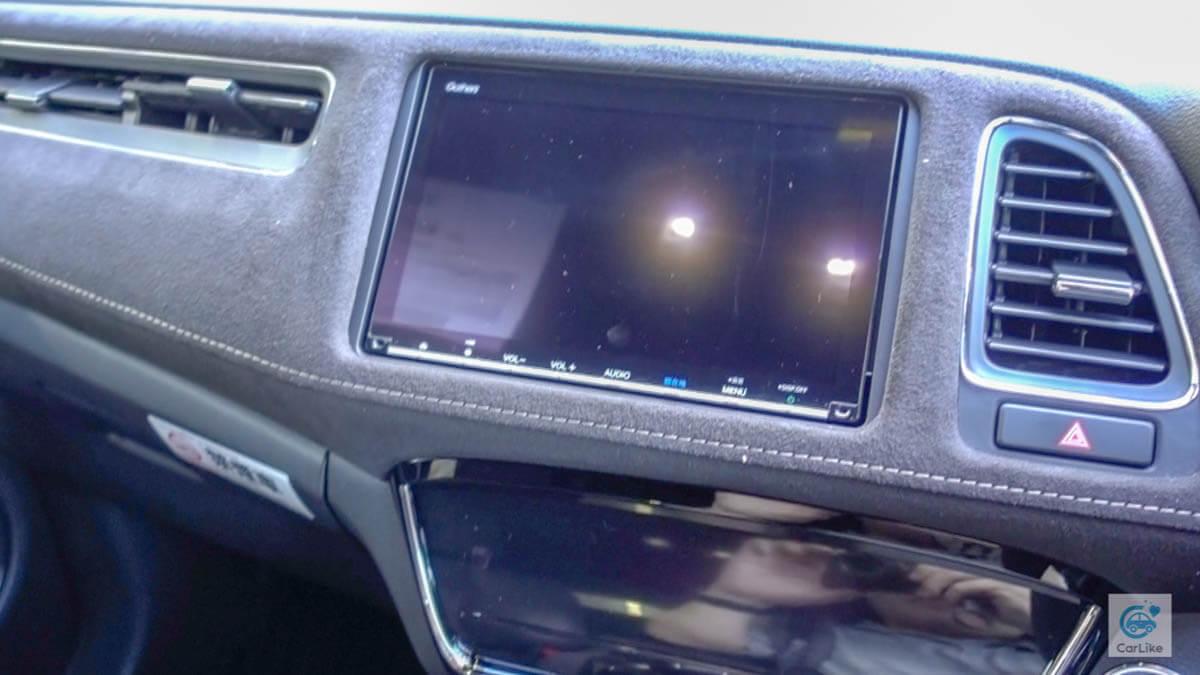 7インチナビはApple CarPlayに対応