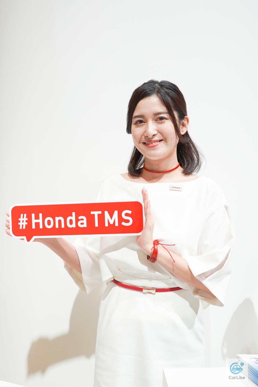 【ホンダ】東京モーターショー2019 コンパニオン画像3