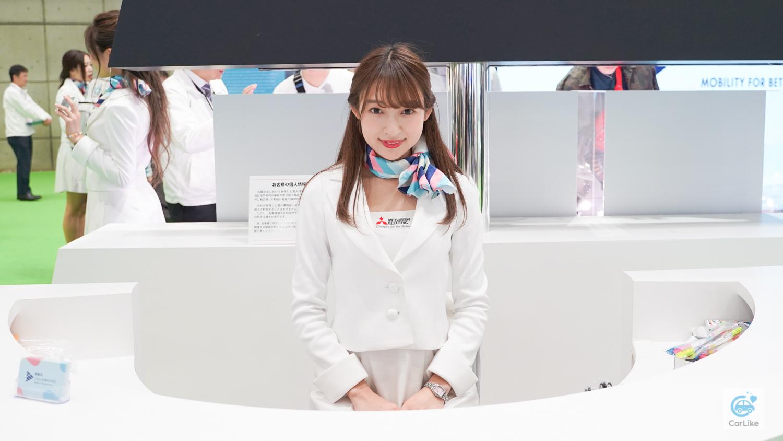 【三菱電機】東京モーターショー2019 コンパニオン画像
