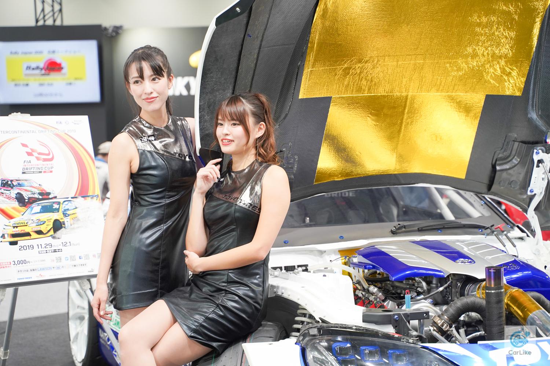 【TOYO TIRES】東京モーターショー2019 コンパニオン画像